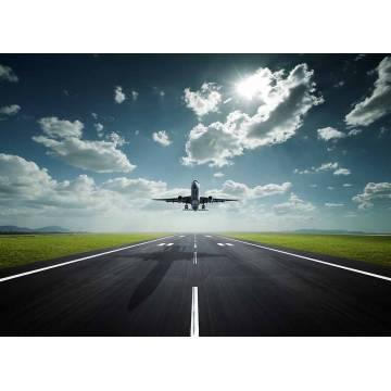 تصویر هواپیما - فرودگاه