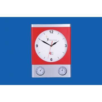 ساعت دیواری پرال دماسنجی